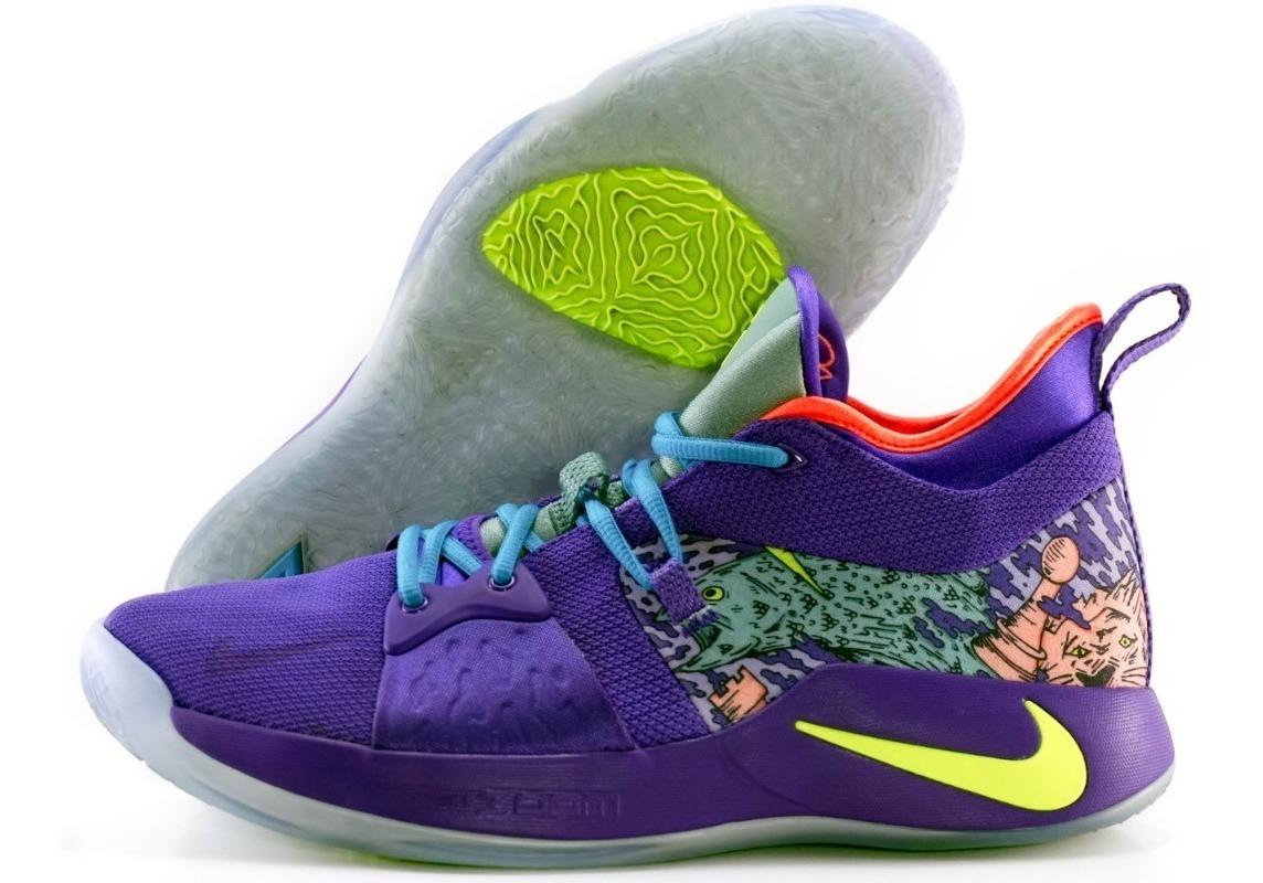 half off 44f87 0fa6f Zapatillas Nike Pg 2 Mamba Mentality Nuevas Paul George