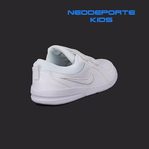 zapatillas nike pico 4 para niños originales t 28- 34 ndpp