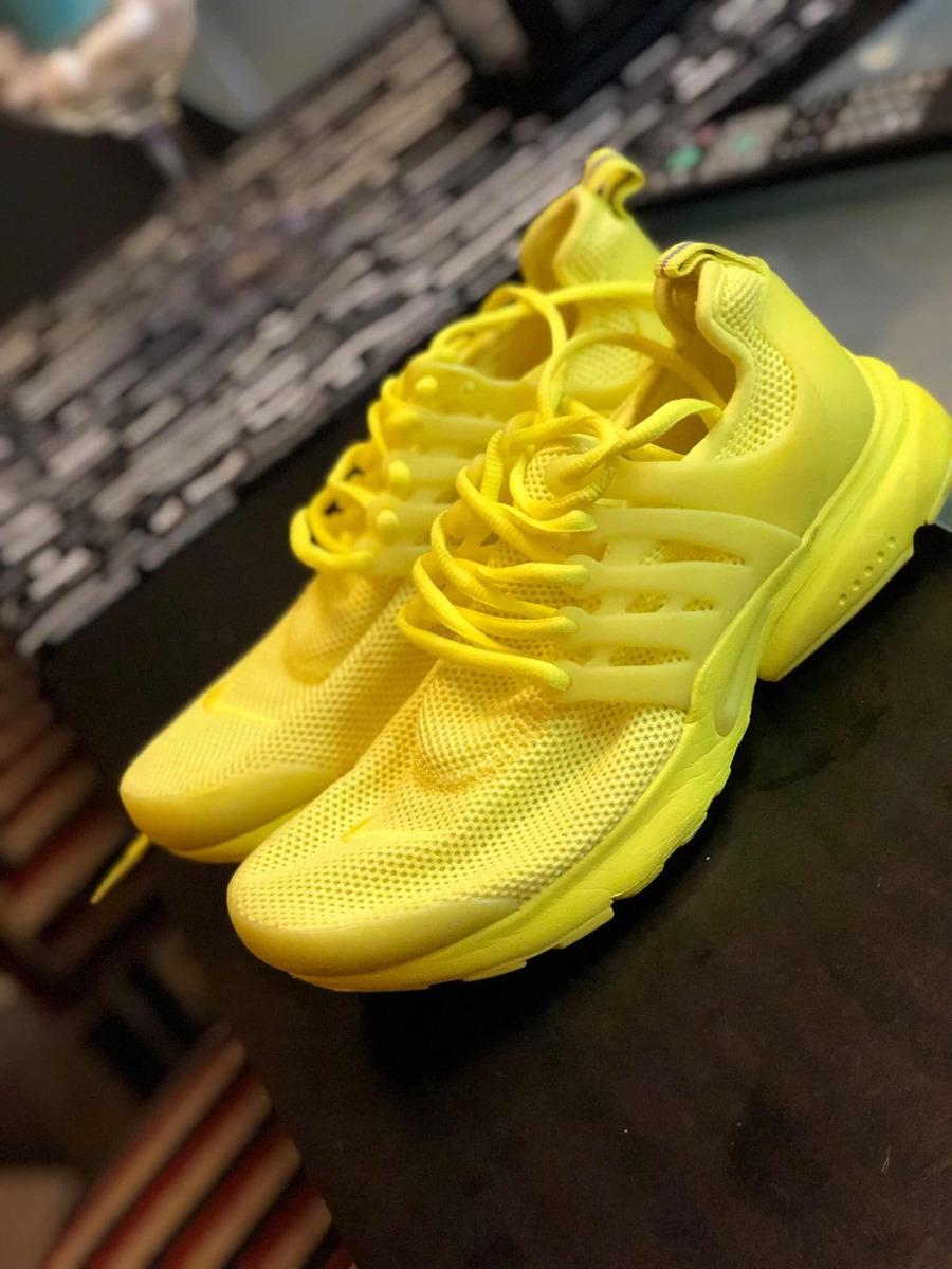 newest 70c22 531e4 zapatillas nike presto amarillas. Cargando zoom.