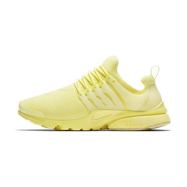 nike mujer amarillas zapatillas