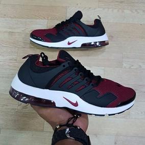 Presto Con Hombre 100Originales Nike Zapatillas Recamara redBxCo