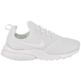 zapatillas blancas nike mujer