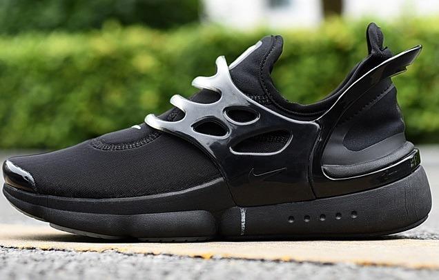 new style edfa6 5b445 Zapatillas Nike Presto King 6 Triple Black