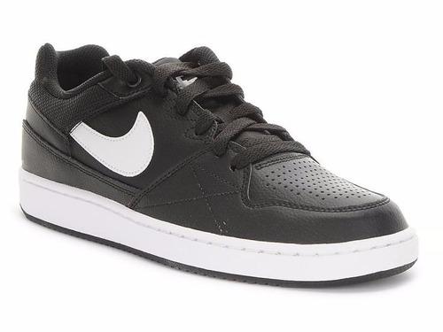 Zapatillas Nike Priority Low Sb Hombres Cuero 641894,012