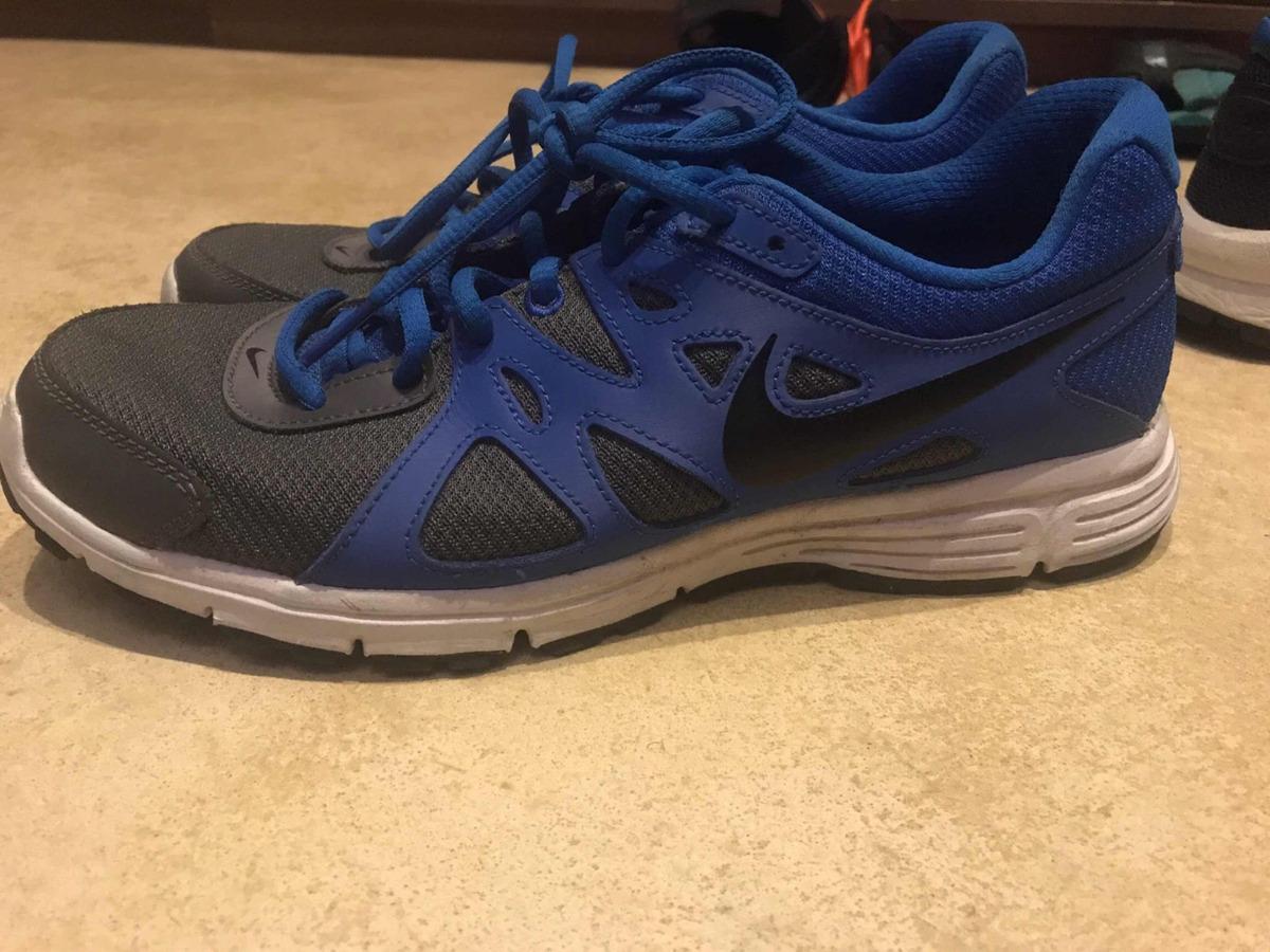 2c473eacb zapatillas nike revolution 2 azules. Cargando zoom.