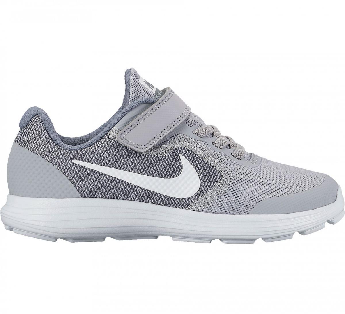 04c1682cbe9 zapatillas nike revolution 3 (psv) niños running 819414-008. Cargando zoom.