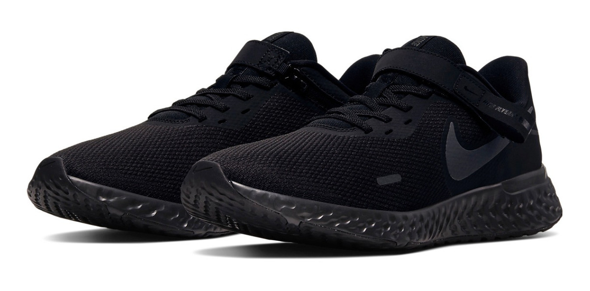 Zapatillas Running Hombre Nike Revolution 3 FlyEase Blancas