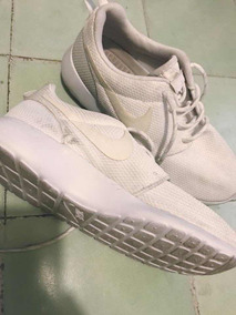 zapatillas nike roshe blancas