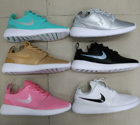 Zapatilla En Cuero ,respirable Fashion Tenis Nike para
