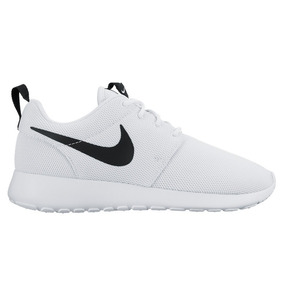 7e517e6b58510 Zapatillas Nike Roshe One White- Black Original W X Pedido