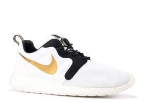 Zapatillas Nike Roshe Run Hyp Prm Qs Gold Trophy Pack