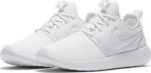 zapatillas nike roshe run blancas