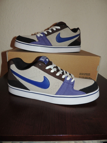 zapatillas nike ruckus low modelo nike-usa 2014 talla 9.5 us
