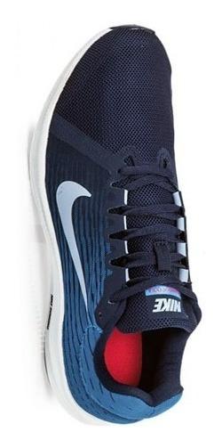 zapatillas nike hombre running downshifter 8 azul profundo