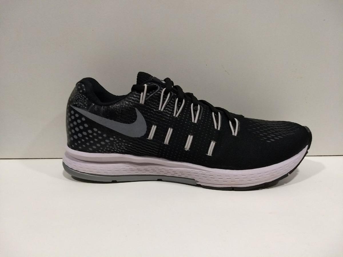 Zapatillas Nike Running Hombre Negro Y Gris 2018  00 en