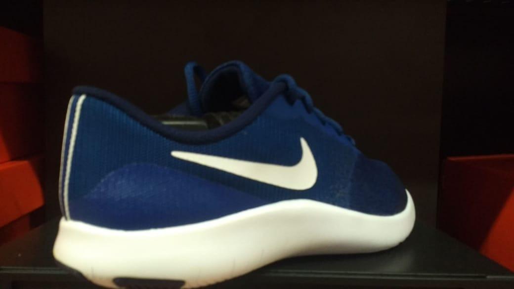 Zapatillas Nike Flex Contact (gs) Running Niños 917932-400 -   1.599 ... fe5107efe26d5