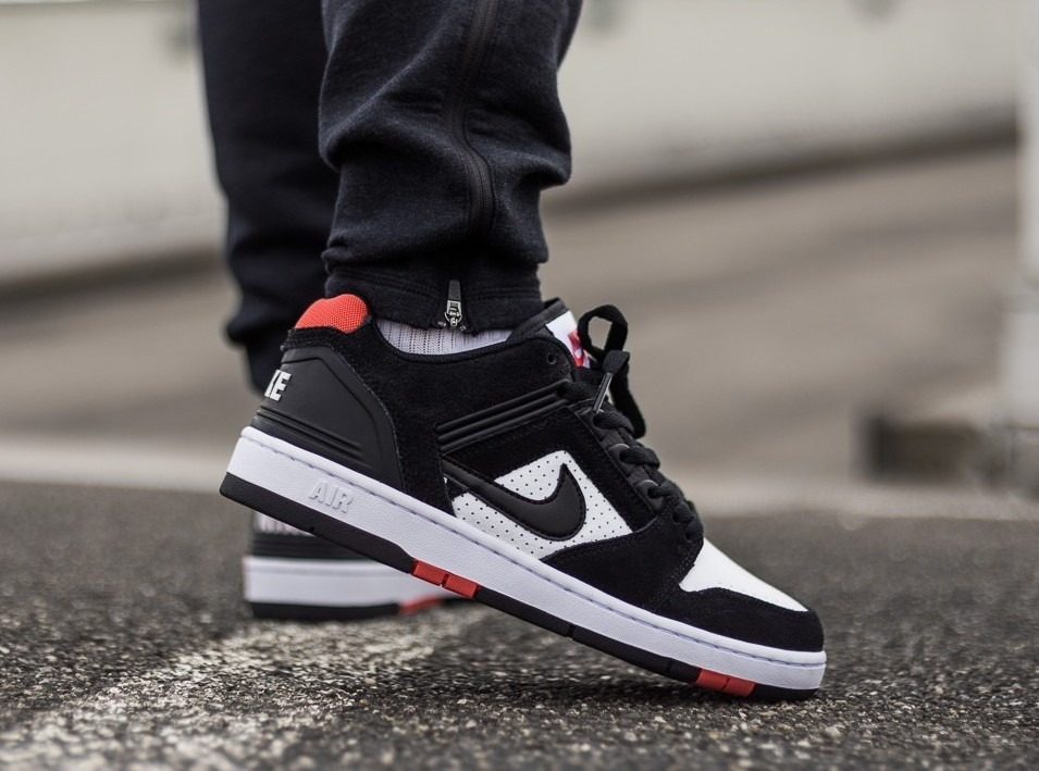 Zapatillas Nike Sb Air Force Ii Low 006