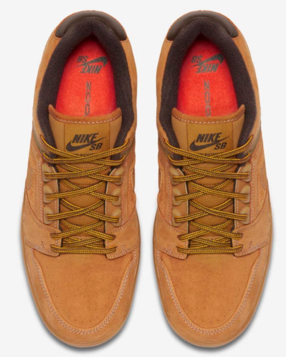 acheter populaire 1bb6d 58f6f Zapatillas Nike Sb Air Force Ii Low Premium 772 Unisex Camel
