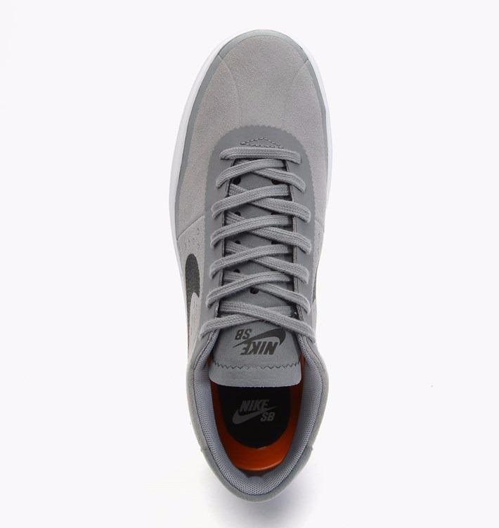 huge discount bf356 17033 zapatillas nike sb bruin hyperfeel gris pipa negra original