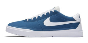 Zapatillas Nike Sb Bruin Hyperfeel Industrial Blue Canvas