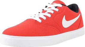 nike niño zapatillas rojas