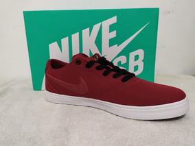 Zapatillas Nike Sb Check Solar Cnvs 843896600