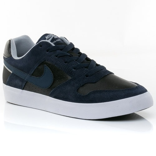 uk availability 649fb 3f81a zapatillas nike sb delta force vulc a originales hombre
