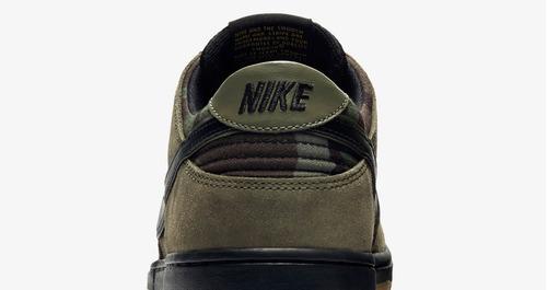 zapatillas nike sb dunk camulfadas originales nuevas!