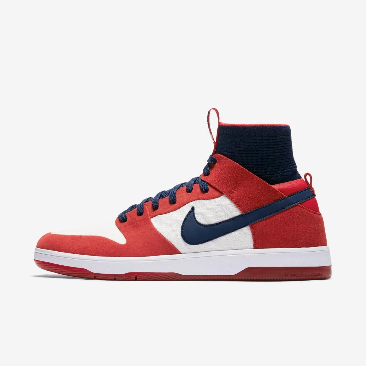 purchase cheap 6f511 c6c6b ... greece zapatillas nike sb dunk high elite pro rojas nuevas original.  cargando zoom. f1826