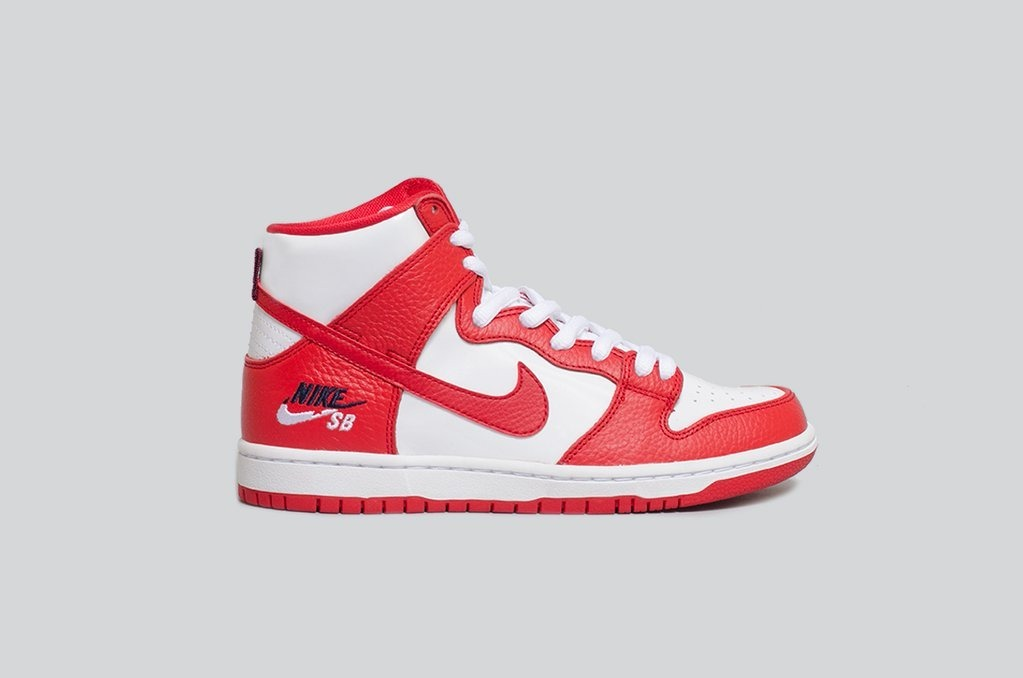 low priced d6922 64a70 Mujer Nike 3 High 299 Sb Hombre Original Rojas Zapatillas Dunk nU1Z0xq0wd