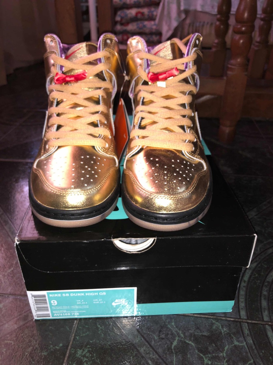 quality design 5778e 8f20e Zapatillas Nike Sb Dunk Humidity High Qs - $ 8.000,00