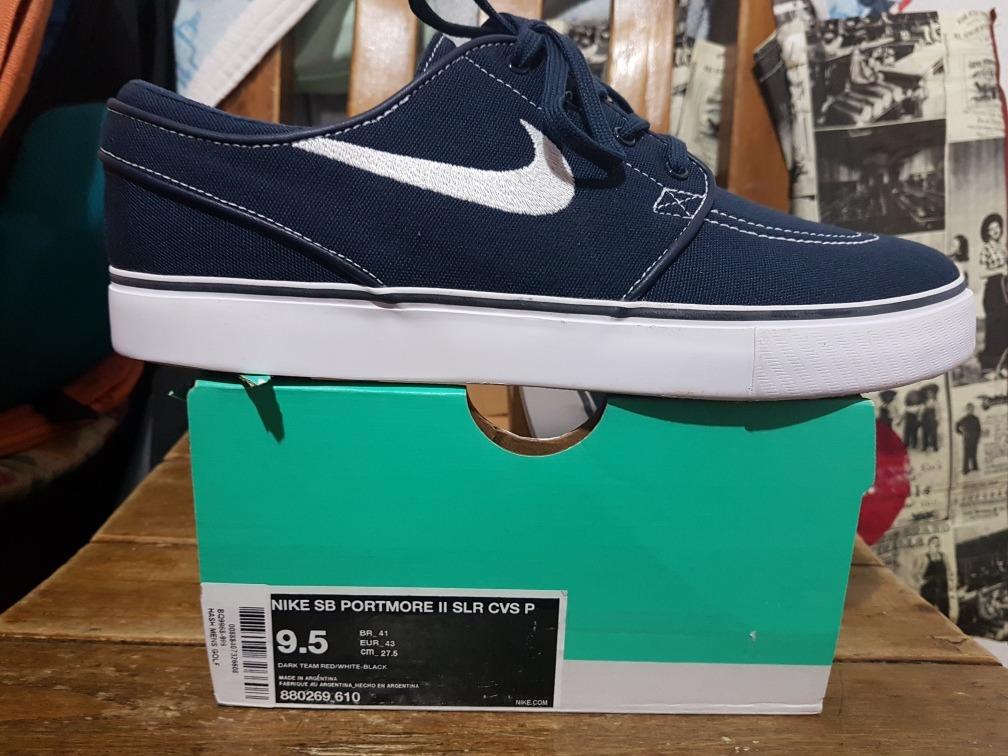 e611a2561 Nike Cvs Portmore Davamold Ac9093 P Ii Sb Slr Hombre Com Ow1gxHO