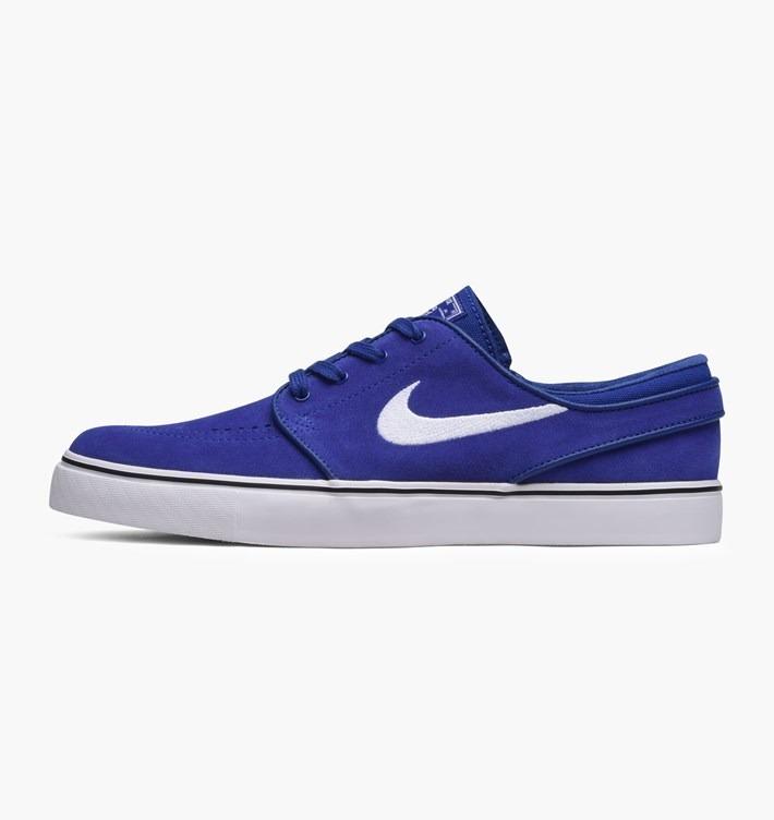 sports shoes ce07f b1440 zapatillas nike sb janoski azules nuevas originales