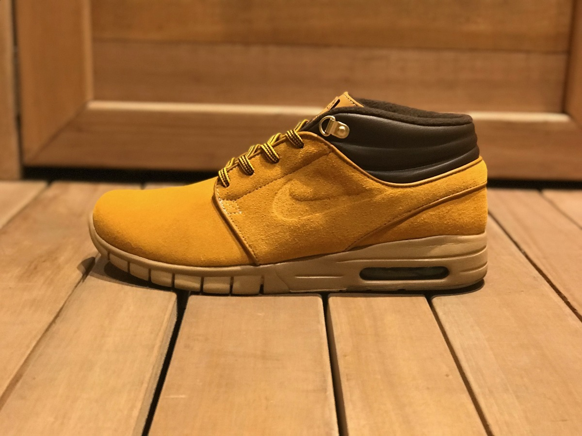 Nike Zapatillas Nike Sb Mod Stefan Janoski Max Mid! Ultimo