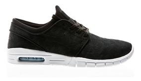 Zapatillas Nike Sb Janoski Max Negras Fullblack Hombre Mujer