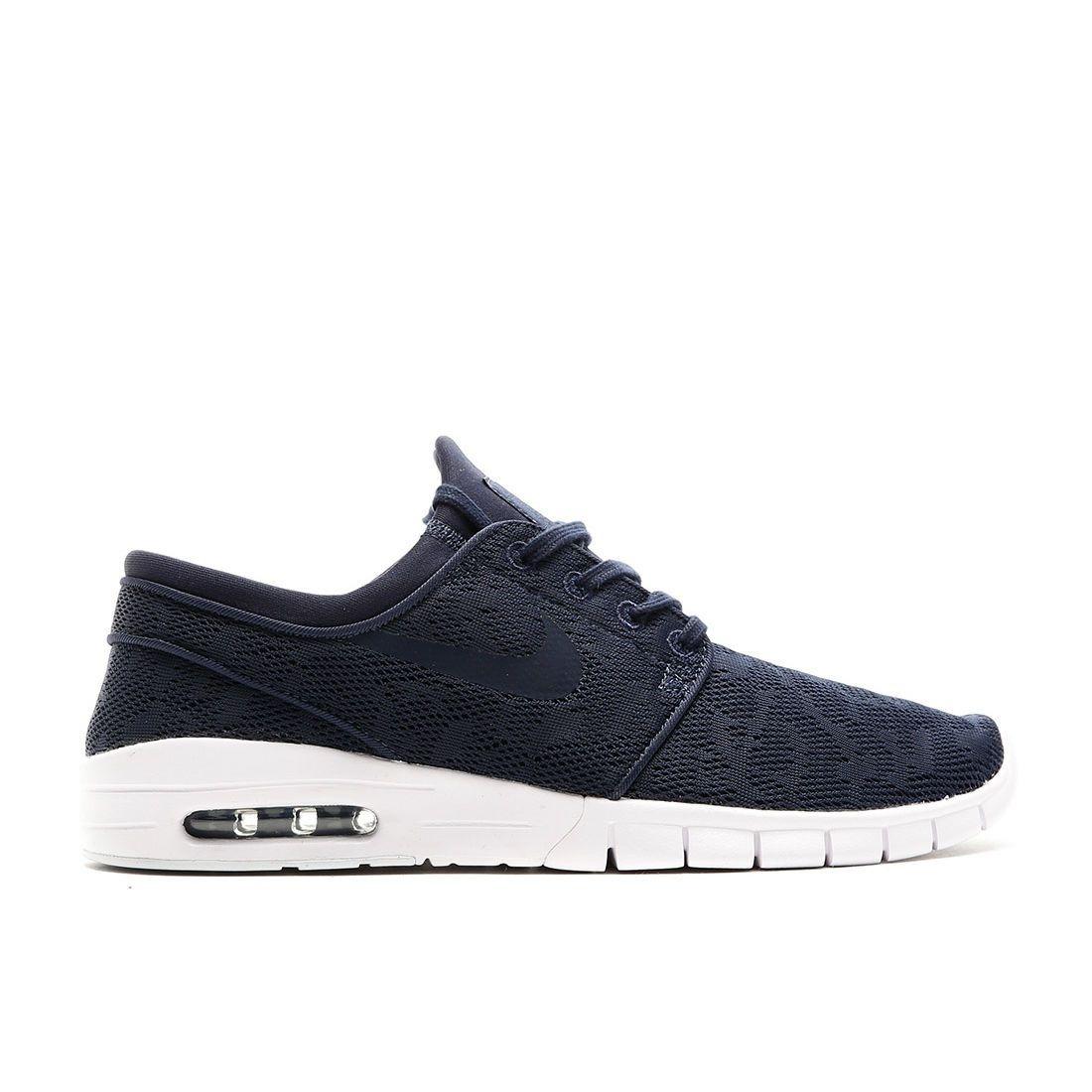 2de6554a6d0e1 zapatillas nike sb janoski max nuevo original azul marino. Cargando zoom.