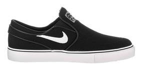 Zapatillas Nike Sb Janoski Slip Panchas Lona Hombre Mujer