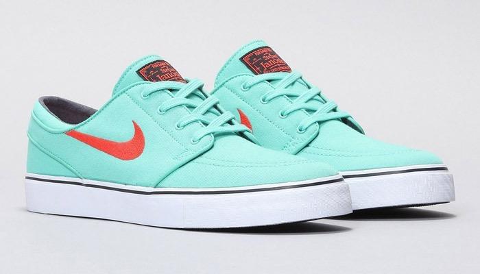 0925da99423cf Zapatillas Nike Sb Janoski Stefan Turquesa Nuevas Originales ...