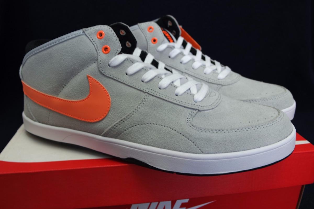 huge discount 98d9b 0e9a5 zapatillas nike sb mavrk mid 3 skate gamuza originales. Cargando zoom.