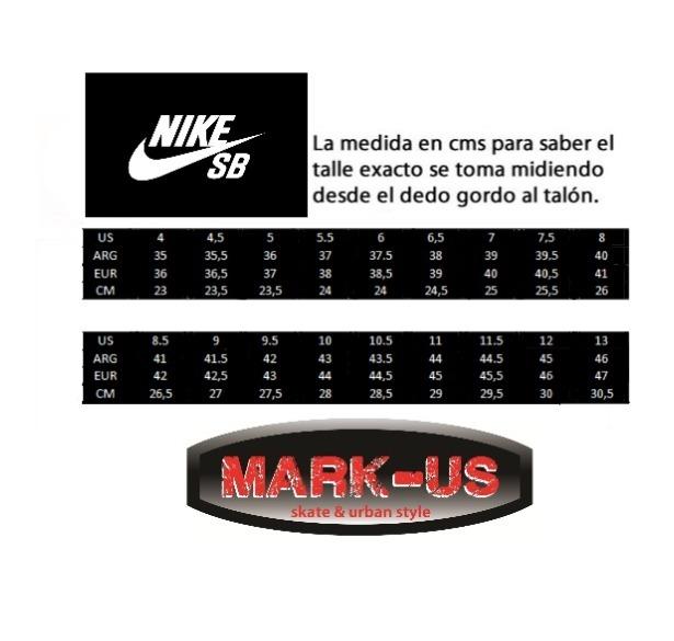 Zapatillas Nike Sb Mod Fc Classic Negro! Nueva Coleccion
