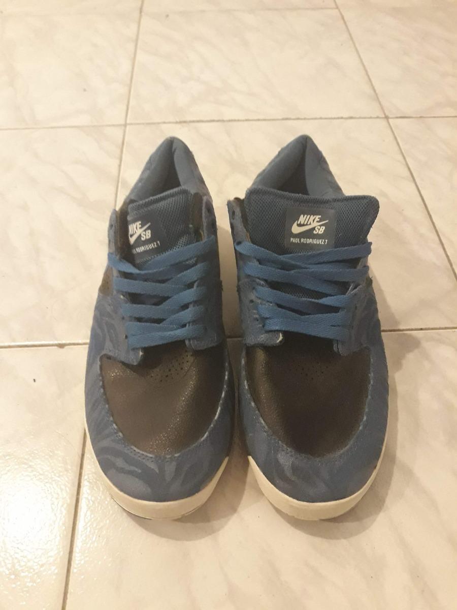 half off c97c3 708c6 Zapatillas Nike Sb Paul Rodriguez 7 - $ 1.090,00 en Mercado Libre