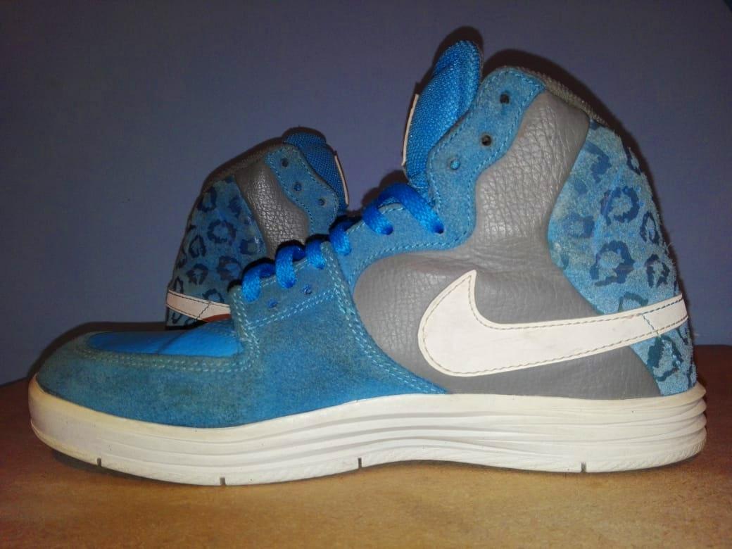 separation shoes 1de1a 33119 Zapatillas Nike Sb Paul Rodríguez 7 High - Unisex - $ 700,00 en ...