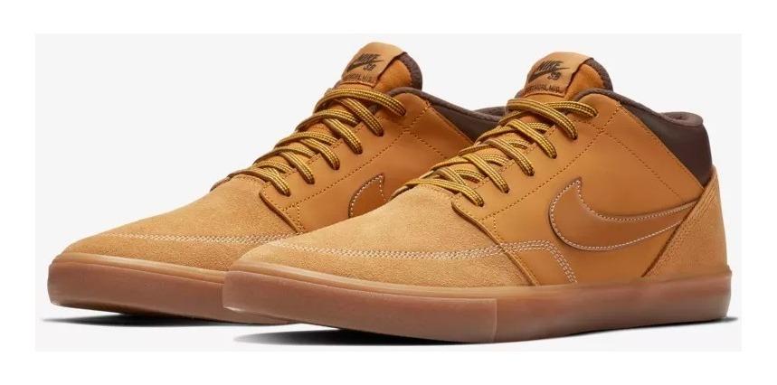 Mid Nike Portmore Sb Solarsoft Bota Zapatillas Ii tQrshdC