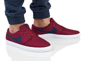 zapatillas nike mujer rojas