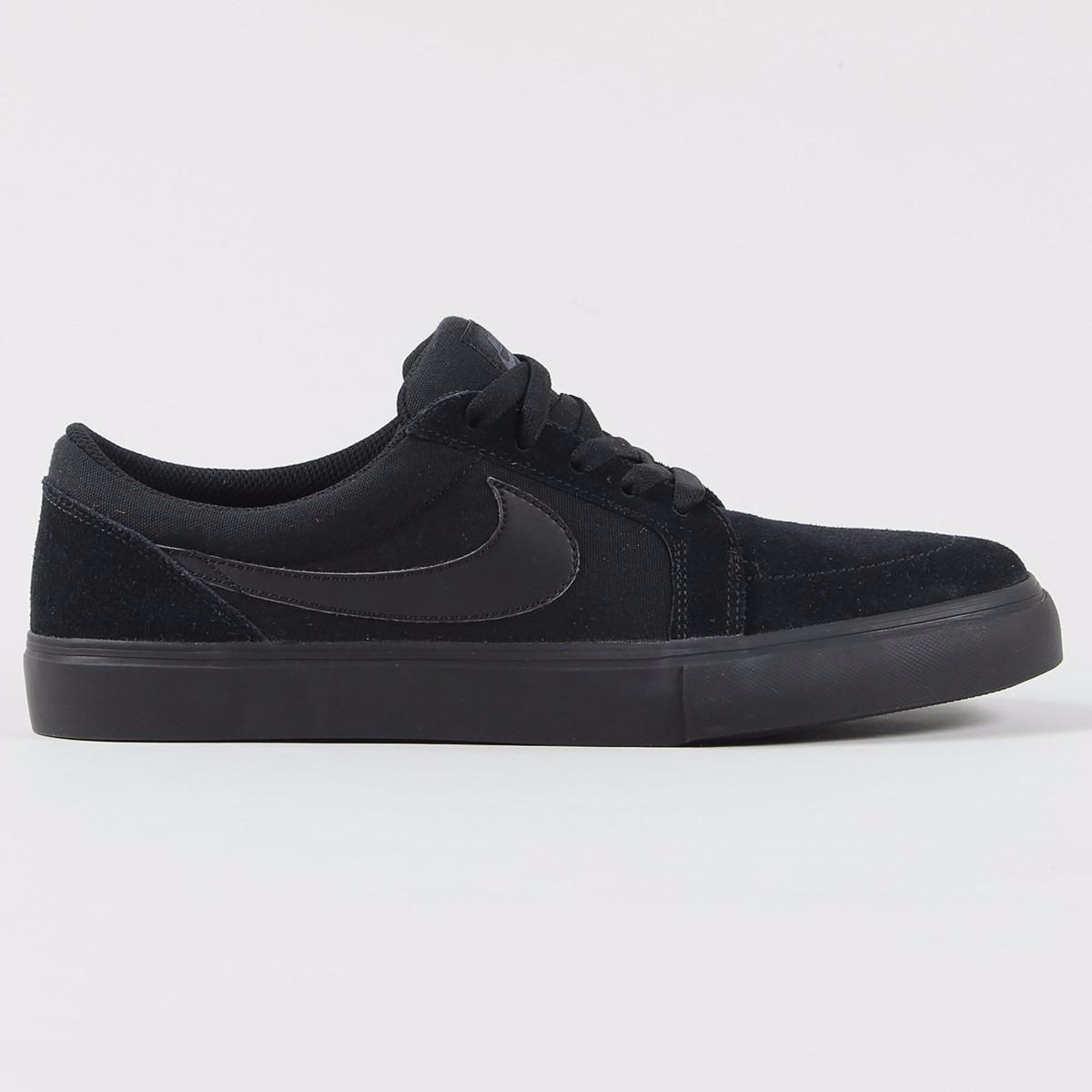zapatillas nike suela negra