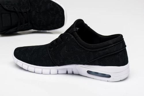 zapatillas nike sb stefan janoski air max black originales