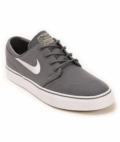 zapatillas nike color gris