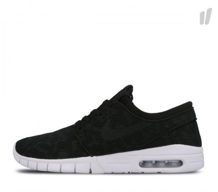 Zapatillas Nike Sb Stefan Janoski Max - $ 3.699,00 en Mercado Libre