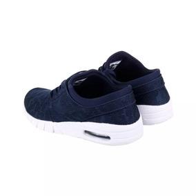 597632126bce7 Nike Janoski Negro Con Turquesa - Zapatillas Nike Skate Azul marino ...