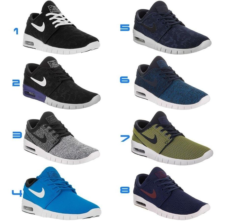 construir Contento católico  Zapatillas Nike Sb Stefan Janoski Max Para Hombre Ndph - S/ 389,00 en  Mercado Libre